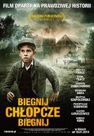 Lauf Junge lauf - Polish Movie Poster (xs thumbnail)