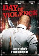 A Day of Violence - French DVD movie cover (xs thumbnail)