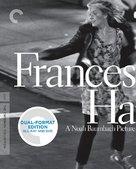 Frances Ha - Blu-Ray cover (xs thumbnail)