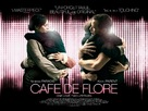 Café de flore - British Theatrical movie poster (xs thumbnail)