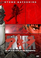 Akira - DVD movie cover (xs thumbnail)