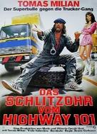 Delitto sull'autostrada - German Movie Poster (xs thumbnail)