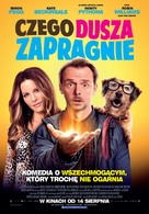 Absolutely Anything - Polish Movie Poster (xs thumbnail)