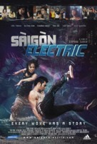 Saigon Electric - Vietnamese Movie Poster (xs thumbnail)