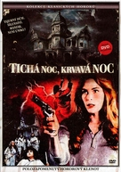 Silent Night, Bloody Night - Czech Movie Cover (xs thumbnail)