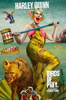 Harley Quinn: Birds of Prey - British Movie Poster (xs thumbnail)