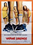 Porky's - Danish Movie Poster (xs thumbnail)