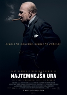 Darkest Hour - Slovenian Movie Poster (xs thumbnail)