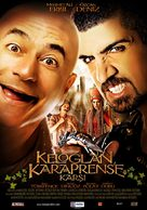 Keloglan kara prens'e karsi - Turkish Movie Poster (xs thumbnail)