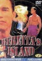 Beretta's Island - Dutch DVD movie cover (xs thumbnail)