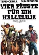 ...continuavano a chiamarlo Trinità - German Movie Poster (xs thumbnail)