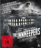 The Innkeepers - German Blu-Ray cover (xs thumbnail)