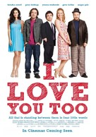 I Love You Too - Australian Movie Poster (xs thumbnail)