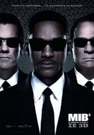 Men in Black 3 - Greek Movie Poster (xs thumbnail)