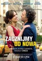 Begin Again - Polish Movie Poster (xs thumbnail)
