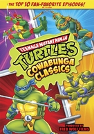 """Teenage Mutant Ninja Turtles"" - DVD movie cover (xs thumbnail)"