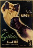 Gilda - Italian Movie Poster (xs thumbnail)