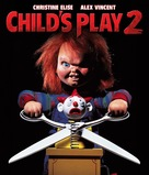 Child's Play 2 - Blu-Ray movie cover (xs thumbnail)