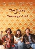 The Diary of a Teenage Girl - Danish DVD cover (xs thumbnail)