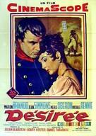 Desirée - Italian Movie Poster (xs thumbnail)