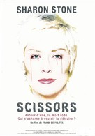 Scissors - French DVD cover (xs thumbnail)