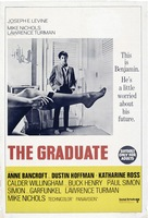 The Graduate - Australian Movie Poster (xs thumbnail)