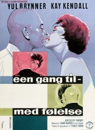 Once More, with Feeling! - Danish Movie Poster (xs thumbnail)