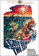 City Beneath the Sea - DVD cover (xs thumbnail)