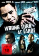 Wrong Turn at Tahoe - German Movie Cover (xs thumbnail)