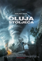 Into the Storm - Croatian Movie Poster (xs thumbnail)