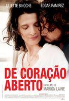 À coeur ouvert - Brazilian Movie Poster (xs thumbnail)