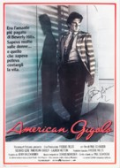 American Gigolo - Italian Movie Poster (xs thumbnail)