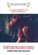 Underground - Spanish Movie Cover (xs thumbnail)