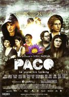 Paco - Argentinian Movie Poster (xs thumbnail)
