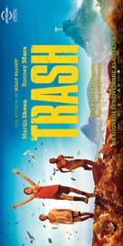 Trash - Italian Movie Poster (xs thumbnail)