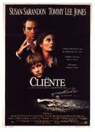 The Client - Italian Movie Poster (xs thumbnail)