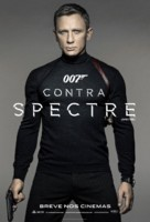 Spectre - Brazilian Movie Poster (xs thumbnail)