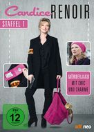 """Candice Renoir"" - German DVD cover (xs thumbnail)"