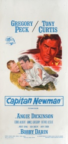 Captain Newman, M.D. - Italian Movie Poster (xs thumbnail)