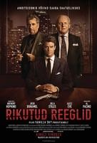 Misconduct - Estonian Movie Poster (xs thumbnail)