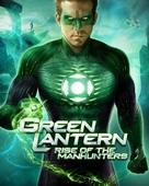 Green Lantern: Rise of the Manhunters - British Movie Poster (xs thumbnail)