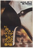 Alice Doesn't Live Here Anymore - Polish Movie Poster (xs thumbnail)