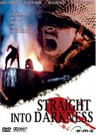 Straight Into Darkness - German DVD cover (xs thumbnail)