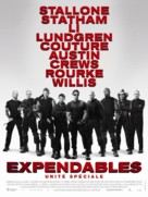 The Expendables - French Movie Poster (xs thumbnail)