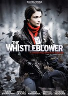 The Whistleblower - DVD cover (xs thumbnail)