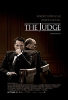 The Judge - Movie Poster (xs thumbnail)