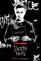 Death Note - Portuguese Movie Poster (xs thumbnail)