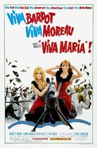 Viva María! - Movie Poster (xs thumbnail)