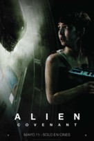 Alien: Covenant - Colombian Movie Poster (xs thumbnail)
