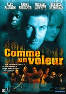 Thick as Thieves - French Movie Cover (xs thumbnail)